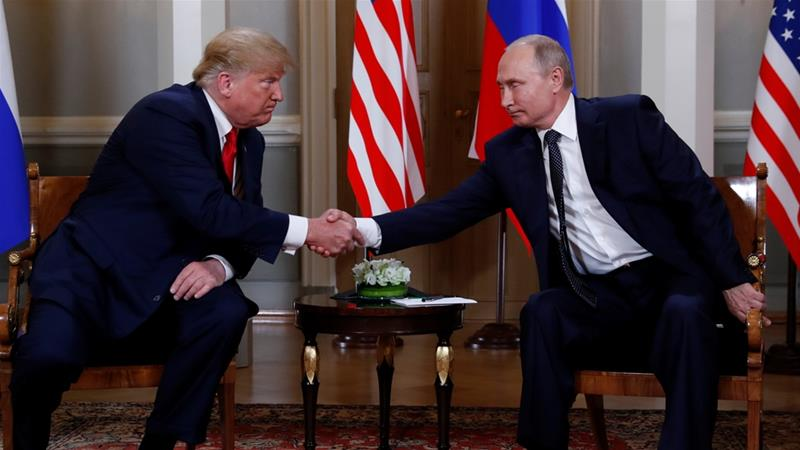 Image result for trump and putin summit