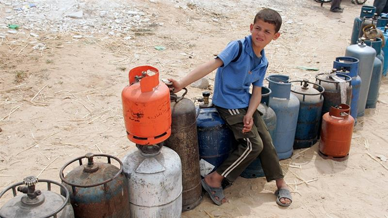 'Collective punishment': Israel blocks fuel shipment to Gaza
