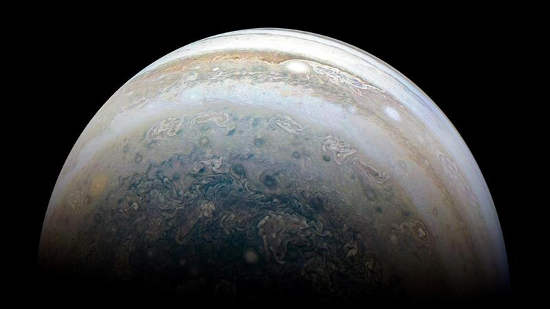 Astronomers find 10 new moons around Jupiter, including 'oddball'