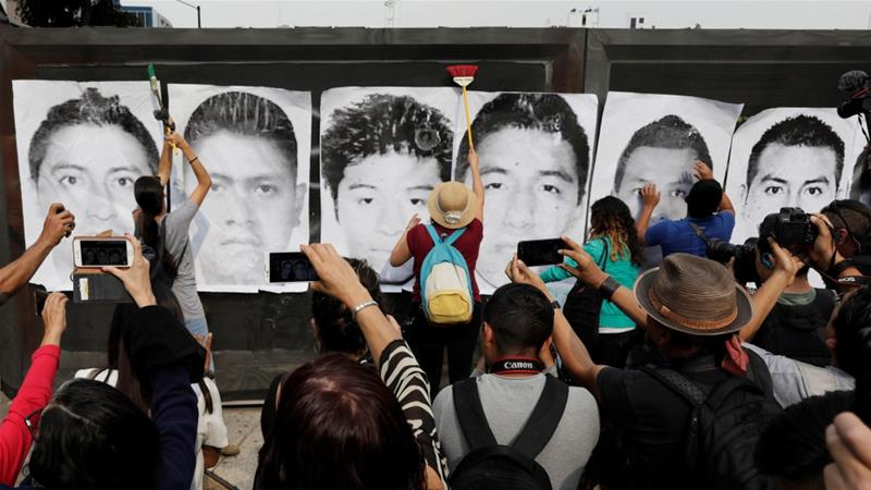 Amnesty condemns blocking probe into missing Mexican students