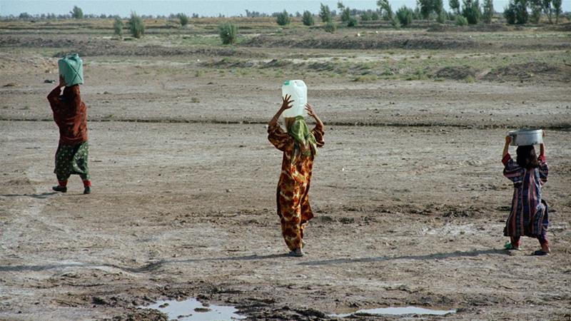 "About 40 percent of Iran is suffering from ""serious drought"" as of December 2017 [File: Reuters]"