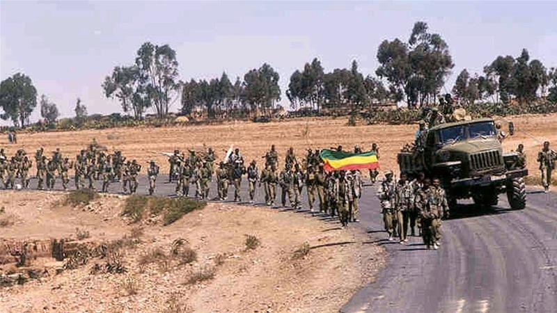 Border  >> Eritrea Withdraws Troops From Border With Former Foe Ethiopia
