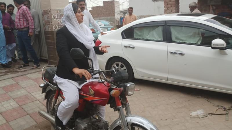 Pakistan elections: Who is ANP's only female candidate in