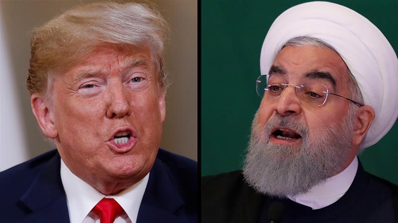 Iran v US in trade of threats