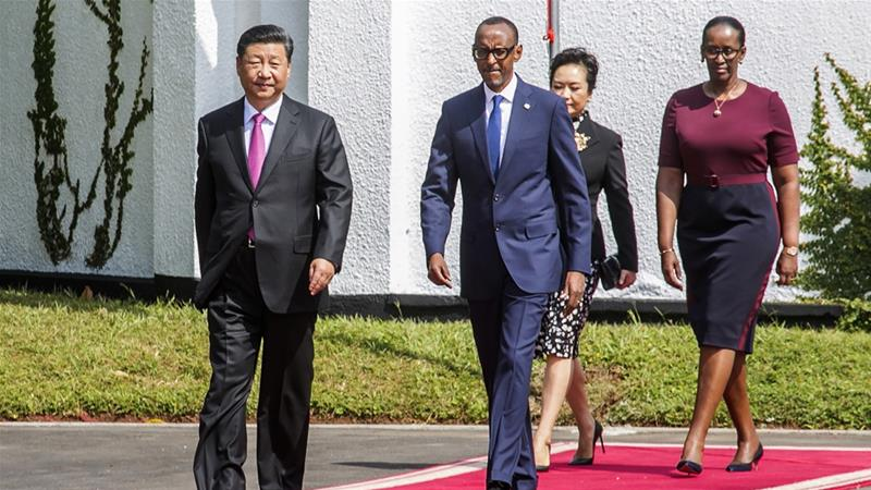 Does Africa benefit from its relations with China?