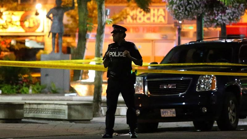 Toronto gun violence: 'A product of what we didn't do right