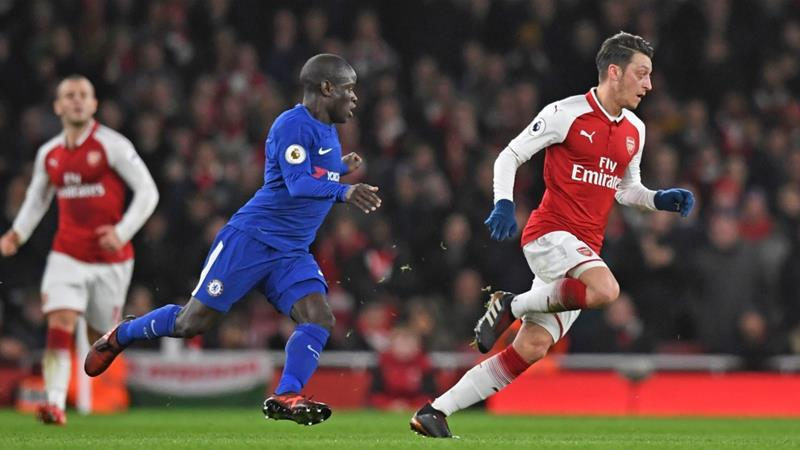 N'Golo Kante, Mesut Ozil and belonging