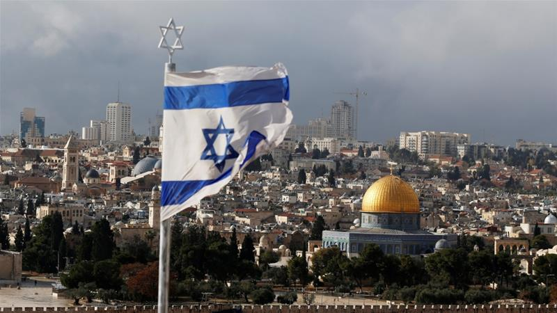 Israel's parliament on July 19 adopted a law defining the country as the nation-state of the Jewish people, provoking fears it will lead to discrimination against its Palestinian citizens [Reuters]