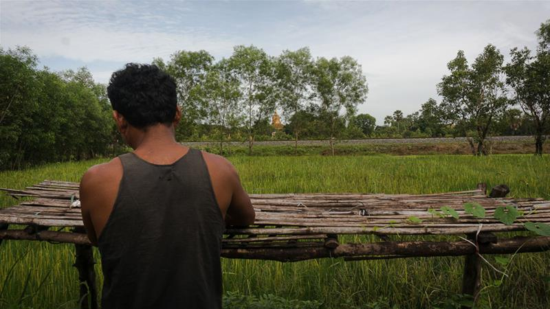 Fear in the rice fields - Cambodia's controversial election