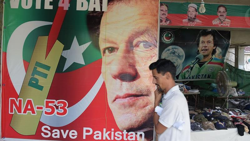 Pakistan opposition parties protest election results
