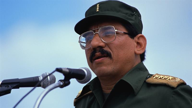 Daniel Ortega's brother urges him to disband paramilitary forces