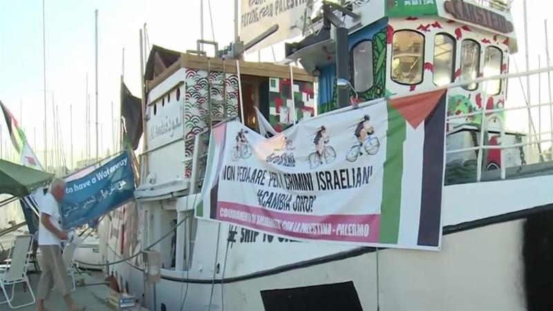 Israeli Navy Hijacks 'Freedom Flotilla' Attempting to Break Gaza Blockade