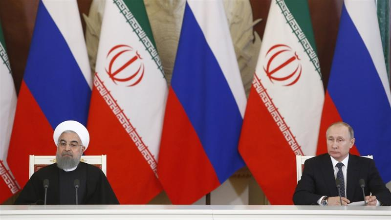 Iran is increasingly wary of Russia's policies in Syria, writes Kabalan [Reuters]