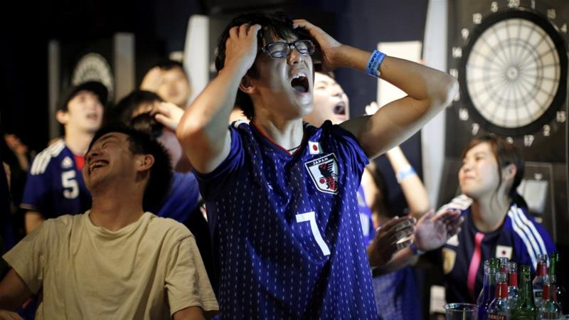 Gracious in defeat, Japan leave Russia World Cup with pride