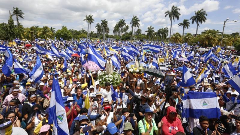 23 000 Flee Unrest Hit Nicaragua To Seek Asylum In Costa Rica