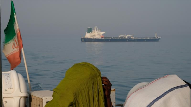 The Strait of Hormuz is the waterway from the Gulf to the Indian Ocean [Getty Images]