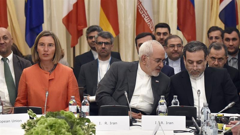 Iran has threatened to withdraw from the deal if it does not receive enough economic guarantees to remain in it [AFP]