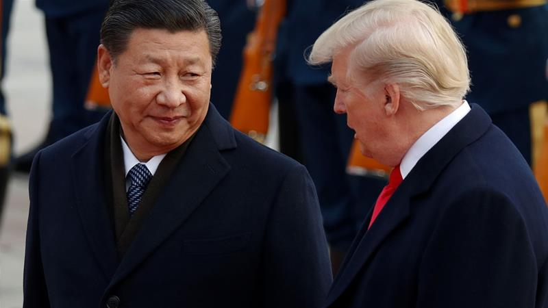 Donald Trump raises stakes as US-China trade war begins