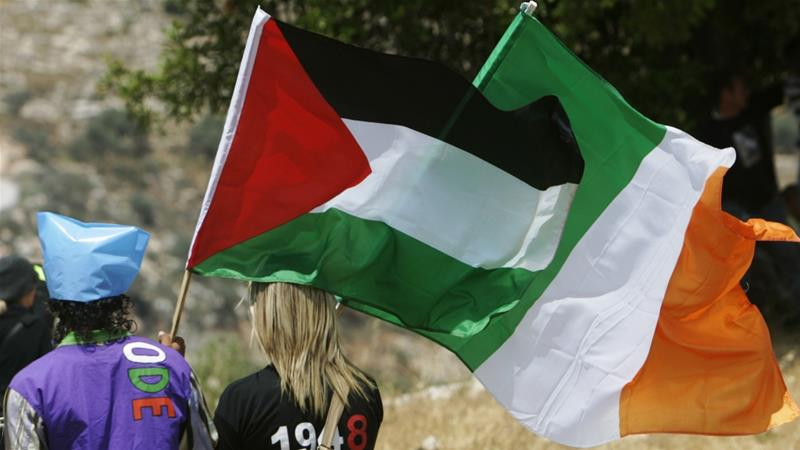 Irish bill o Israeli sttlement goods could make history