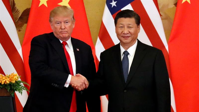Trump accuses China of meddling in midterm polls, offers no proof
