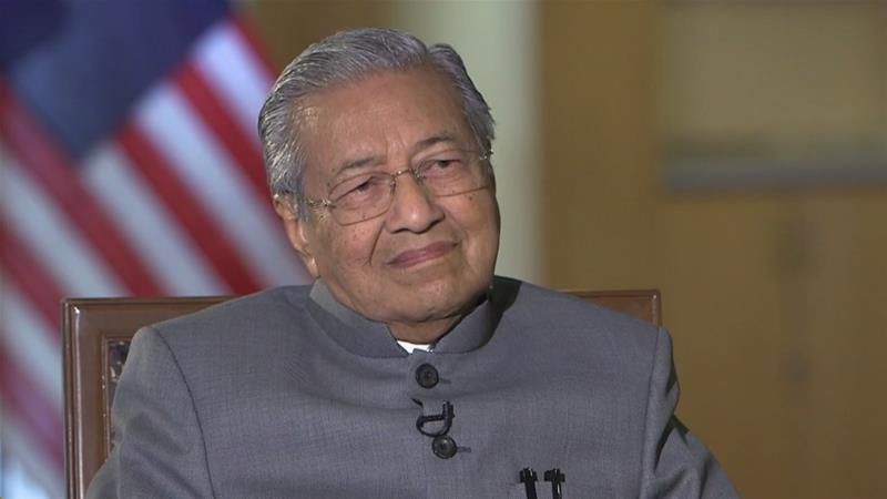 Exclusive interview: Malaysia PM Mahathir Mohamad