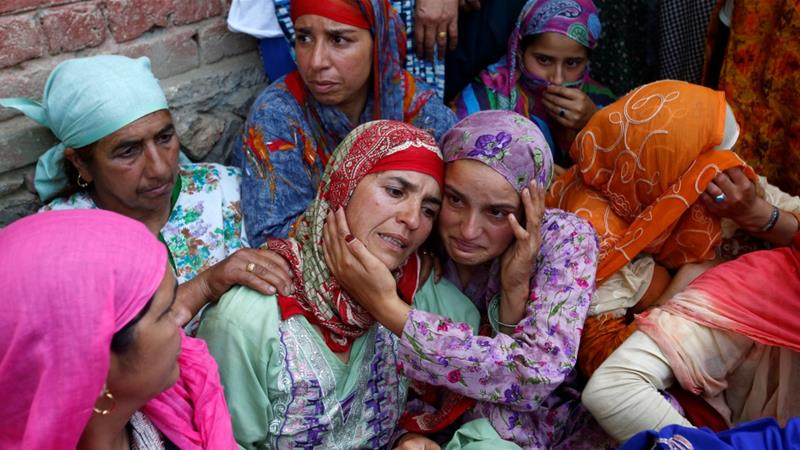 Three civilians killed in fresh wave of Kashmir violence