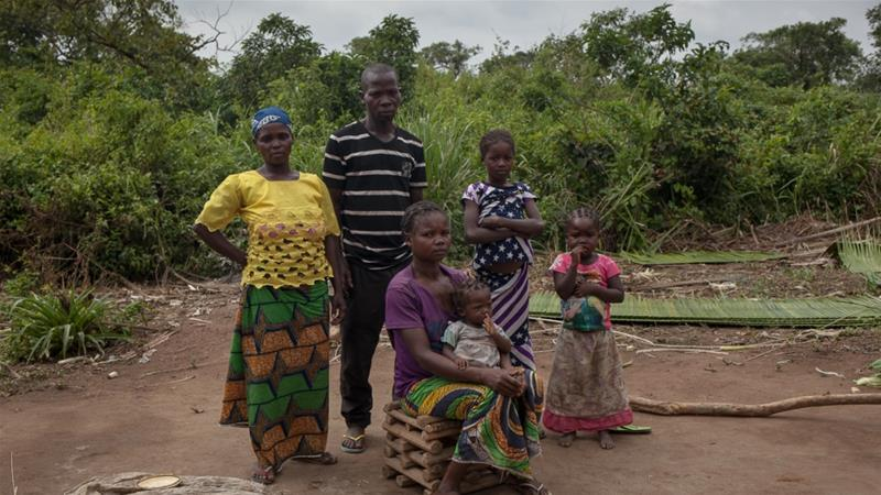 Refugees fleeing CAR violence struggle in Cameroon