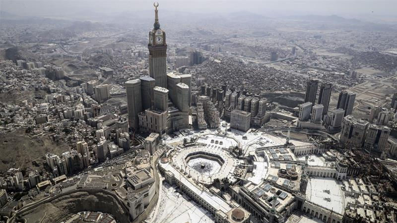 Saudi 'detains' Mecca imam who 'challenged mixed gatherings'