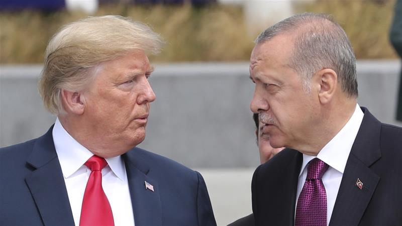Trump warns Turkey against attacking Kurds