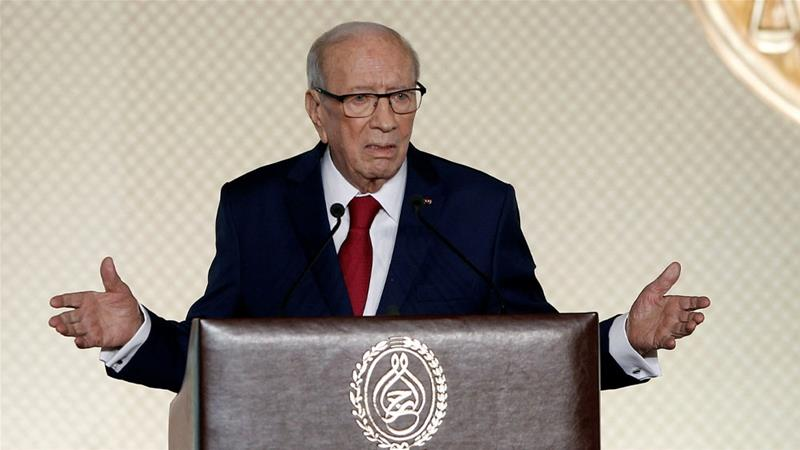 Tunisia's president vows to give women equal inheritance rights