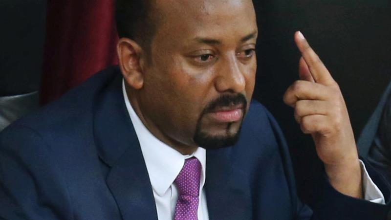 Reformist Prime Minister Abiy Ahmed's efforts to unite Ethiopia has not been completely successful, writes Gedamu [Reuters]