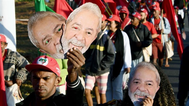 Brazil: Lula da Silva barred from running for presidency