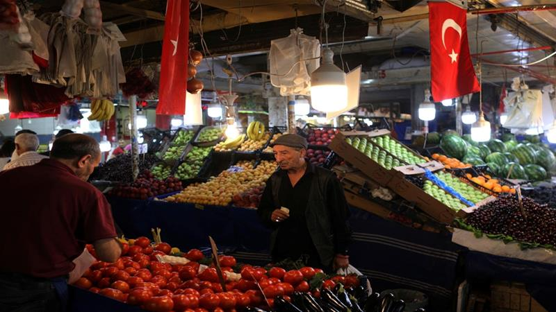 Turkey slaps more tariffs on U.S. goods, escalating trade tensions