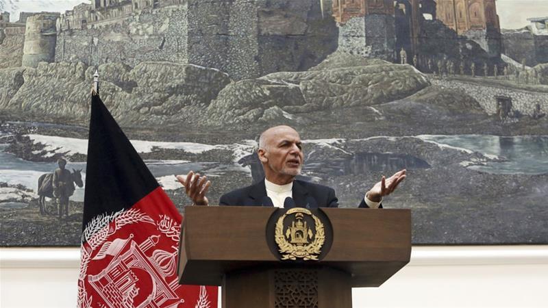 Afghan president visits key city following Taliban raid