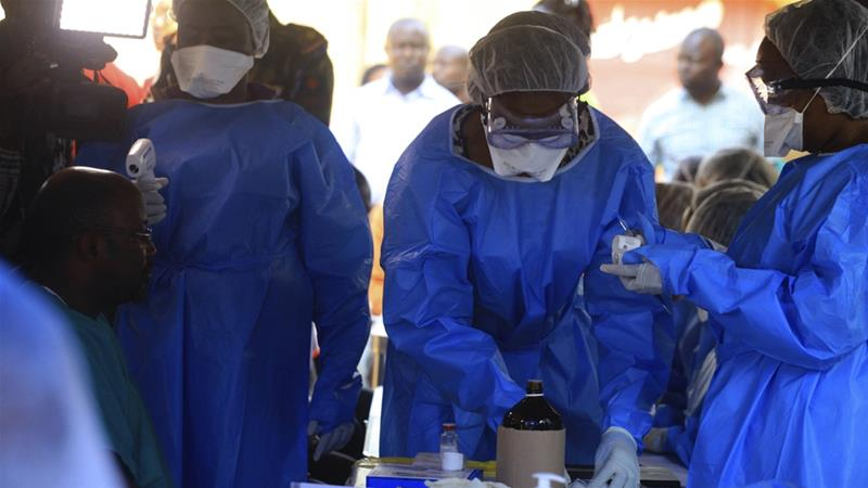 WHO expects more DRC Ebola cases as violence hampers aid efforts