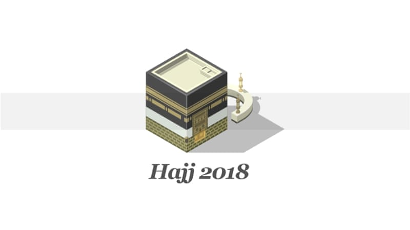 Hajj 2018: An in-depth look at the sacred journey