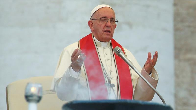 Vatican declares death penalty 'inadmissible'