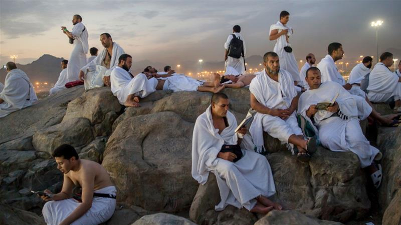 Hajj 2018 in pictures