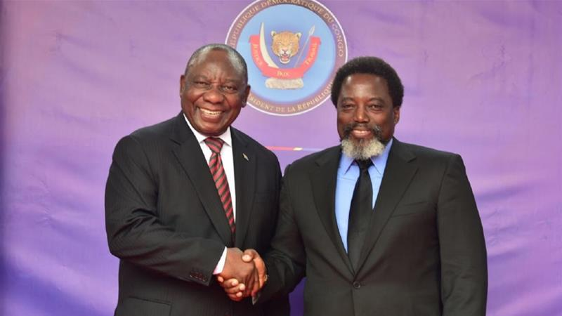 The problem with Cyril Ramaphosa's friendly visit to Kinshasa