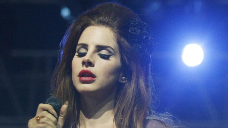 Del Rey has so far refused to heed calls to cancel her show in Israel [Jim Ross/AP Photo]