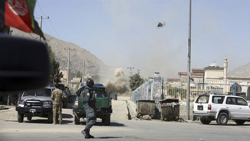 Dozens of security forces have died as a result of Taliban attacks in recent months [Rahmat Gul/AP Photo]