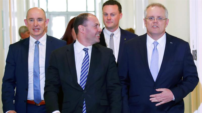 PM: Australia considering moving embassy to Jerusalem