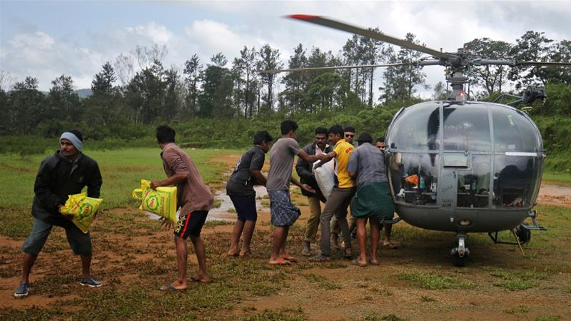 Kerala floods: Five airlines offer to fly aid for victims
