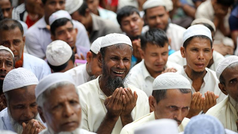 ICC opens probe into crimes against Rohingya