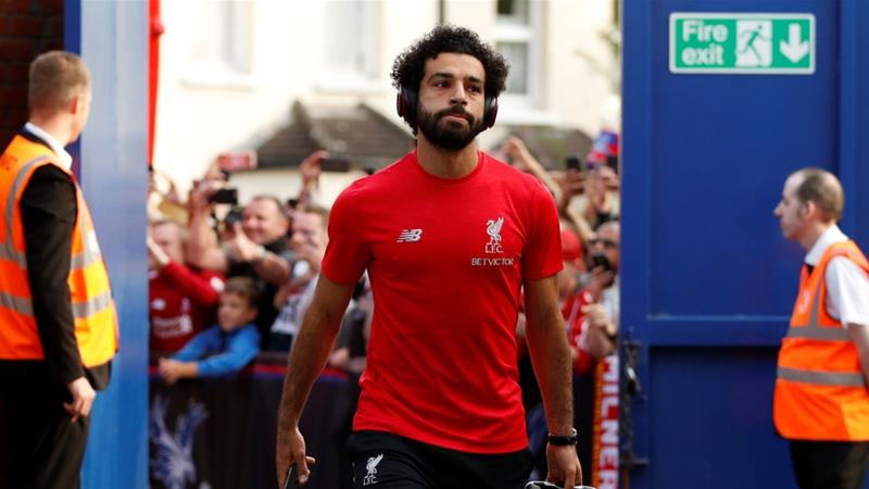 Liverpool star Salah lashes out at Egyptian Football Association for ignoring complaints