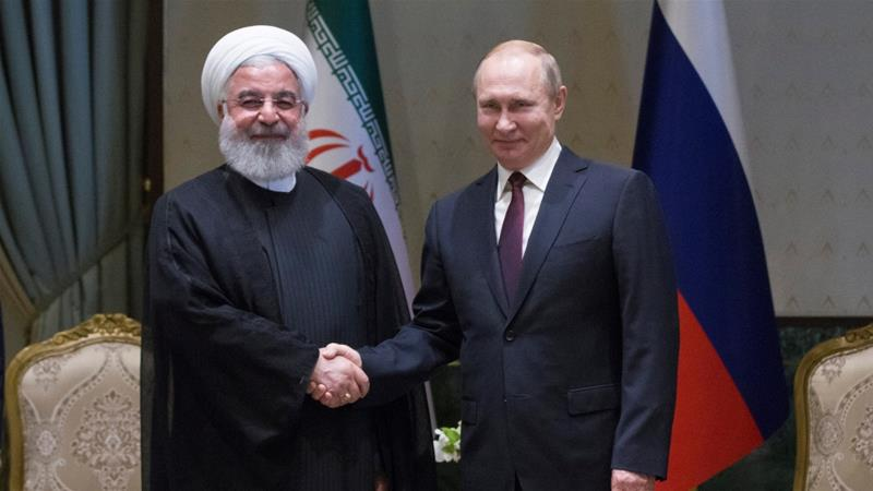 Image result for iran russia
