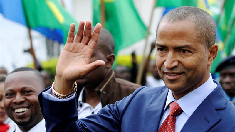 Katumbi is a former governor of the DRC's Katanga province [File: Kenny Katombe/Reuters]