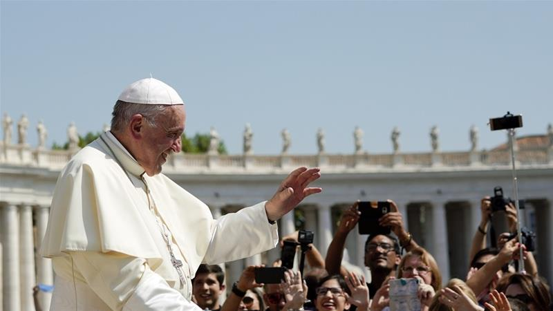 Pope Francis Says May Visit Pyongyang Following Official Invitation