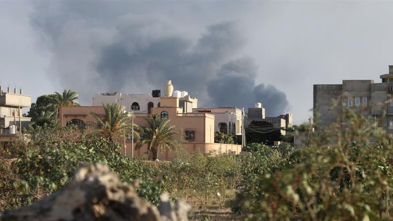 Libyan government announces a state of emergency in Tripoli