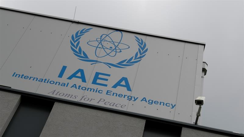 The IAEA is tasked with compiling quarterly reports on Iran's compliance with the 2015 nuclear deal [File: Leonhard Foeger/Reuters]
